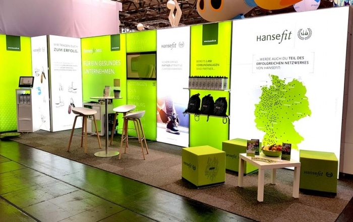 Hansefit auf der FIBO 2018