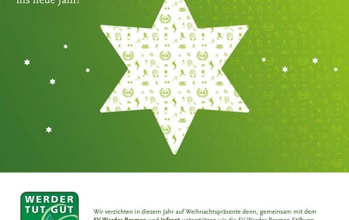 Hansefit wünscht frohe Weihnachten