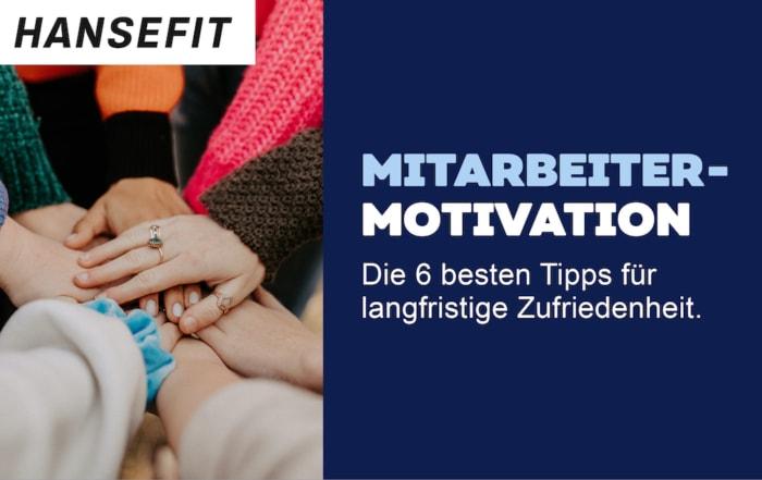 """Teaser-Bild """"Mitarbeiter Motivation"""""""